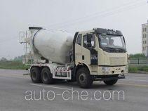 华骏牌ZCZ5250GJBCAF型混凝土搅拌运输车