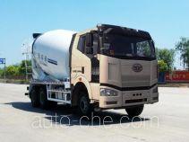 Huajun ZCZ5250GJBHJCAE concrete mixer truck