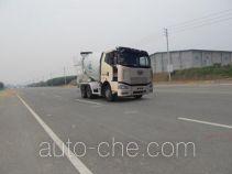 华骏牌ZCZ5250GJBHJCAE型混凝土搅拌运输车
