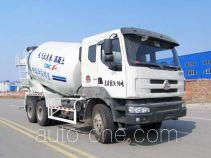 Huajun ZCZ5250GJBHJLZC concrete mixer truck