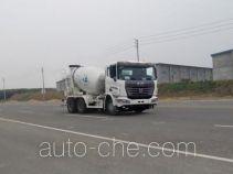 Huajun ZCZ5250GJBHJSQD concrete mixer truck