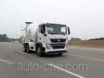 华骏牌ZCZ5250GJBHJZHE型混凝土搅拌运输车
