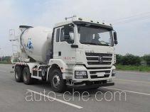 华骏牌ZCZ5250GJBSDF型混凝土搅拌运输车