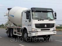 Huajun ZCZ5251GJBHJZHE concrete mixer truck