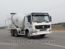 华骏牌ZCZ5251GJBHJZHE型混凝土搅拌运输车
