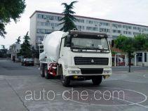 华骏牌ZCZ5251GJBZZ型混凝土搅拌运输车