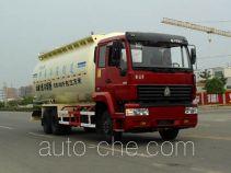 Huajun ZCZ5252GFLZZ bulk powder tank truck