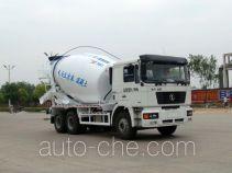Huajun ZCZ5252GJBHJSDA concrete mixer truck