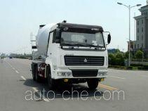 华骏牌ZCZ5252GJBZZ型混凝土搅拌运输车
