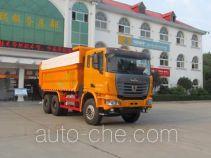 Huajun ZCZ5253ZLJSQE dump garbage truck