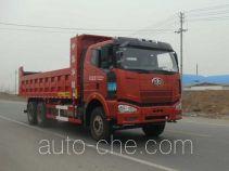 Huajun ZCZ5256ZLJCAE dump garbage truck