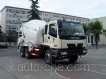 华骏牌ZCZ5258GJBBJ型混凝土搅拌运输车
