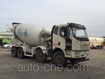 华骏牌ZCZ5310GJBCAG型混凝土搅拌运输车