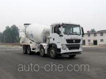 华骏牌ZCZ5310GJBZHE型混凝土搅拌运输车