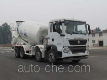 Huajun ZCZ5310GJBZHF concrete mixer truck