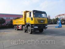 Huajun ZCZ5310ZLJCQF dump garbage truck