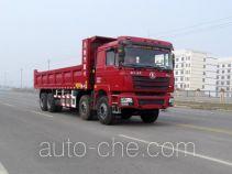 Huajun ZCZ5310ZLJSDF dump garbage truck