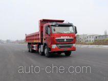 Huajun ZCZ5310ZLJZHF dump garbage truck