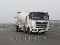 华骏牌ZCZ5316GJBSDE型混凝土搅拌运输车