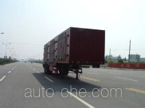 Huajun ZCZ9191TCL vehicle transport trailer