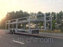华骏牌ZCZ9200TCCHJG型乘用车辆运输半挂车