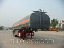 Huajun ZCZ9349GYY oil tank trailer