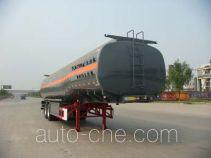 Huajun ZCZ9280GYY oil tank trailer