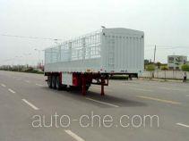 Huajun ZCZ9398CLX stake trailer