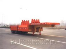 Huajun ZCZ9330TTS molten iron trailer