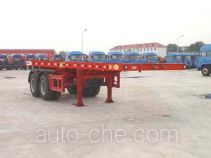 Huajun ZCZ9340TJZP container carrier vehicle