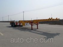 Huajun ZCZ9350TJZHJC container transport trailer