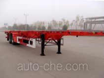 Huajun ZCZ9354TJZ container transport trailer