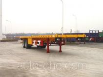 Huajun ZCZ9359TJZ container carrier vehicle