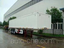 Huajun ZCZ9361XLS полуприцеп для насыпных пищевых грузов
