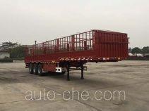 Huajun ZCZ9370CCYHJF stake trailer