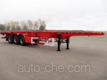 Huajun ZCZ9379TJZ container transport trailer