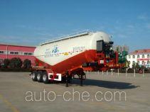 Huajun ZCZ9380GXHHJE ash transport trailer