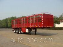 Huajun ZCZ9381CCYHJE stake trailer