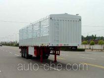 Huajun ZCZ9383CLX stake trailer