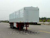 Huajun ZCZ9408CLX stake trailer