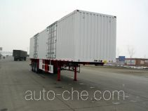 Huajun ZCZ9399XXYC1 box body van trailer