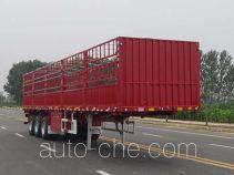 Huajun ZCZ9400CCYHJF stake trailer