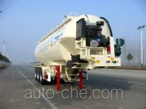 Huajun ZCZ9400GFLHJE medium density bulk powder transport trailer