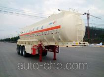 Huajun ZCZ9400GHYHJA chemical liquid tank trailer