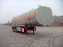 Huajun ZCZ9400GHYHJB chemical liquid tank trailer