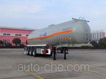 Huajun ZCZ9400GRYHJE flammable liquid tank trailer