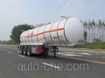 华骏牌ZCZ9400GRYHJF型易燃液体罐式运输半挂车