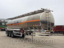 华骏牌ZCZ9400GRYHJG型铝合金易燃液体罐式运输半挂车