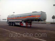 华骏牌ZCZ9400GYY型运油半挂车