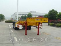 Huajun ZCZ9400TJZ container transport trailer